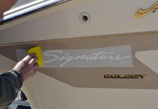 sea ray paint specialty boat services on site boat care